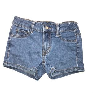 Girls Route 66 Jeans Shorts